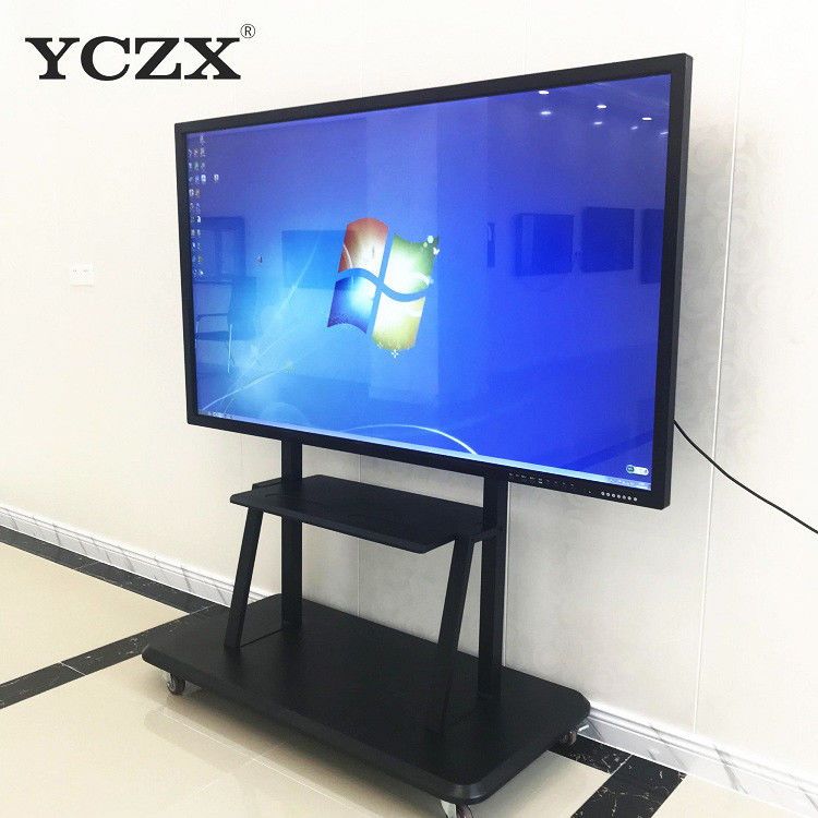 Smart Board Interactive Flat Panel , All In One Touch Screen Computer