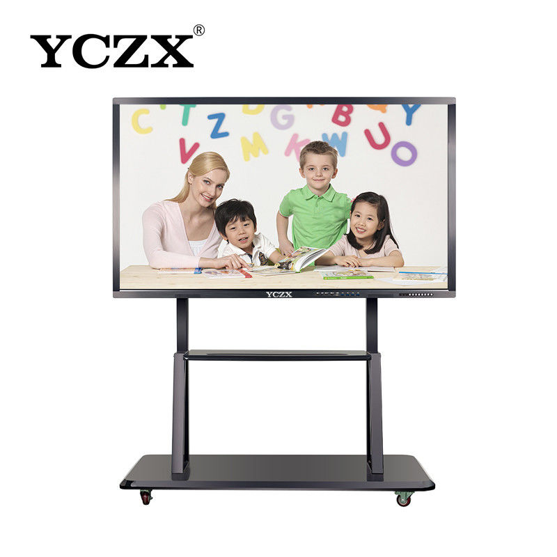 55 Inch Electronic Smart Board Interactive Whiteboard For Kids Teaching
