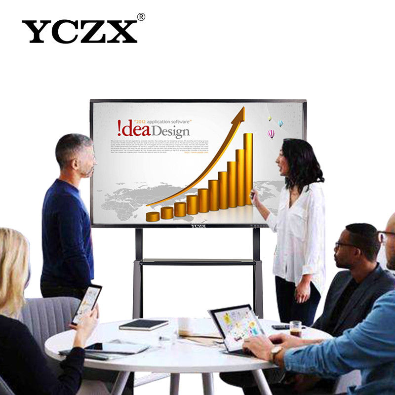Multifunction Smart Tech Interactive Whiteboards For Business / Education